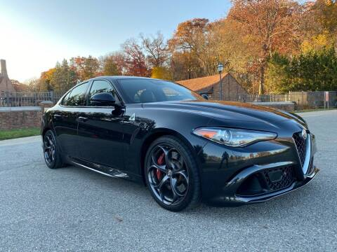 2017 Alfa Romeo Giulia Quadrifoglio for sale at My Town Auto Sales in Madison Heights MI