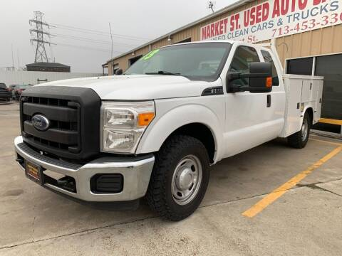 2013 Ford F-250 Super Duty for sale at Market Street Auto Sales INC in Houston TX