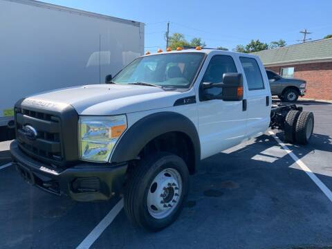 2016 Ford F-450 Super Duty for sale at HILLS AUTO LLC in Henryville IN