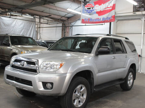2007 Toyota 4Runner for sale at FUN 2 DRIVE LLC in Albuquerque NM