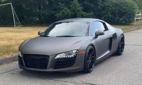 2008 Audi R8 for sale at Classic Car Deals in Cadillac MI