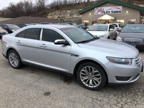 2014 Ford Taurus for sale at Gilly's Auto Sales in Rochester MN