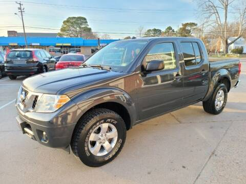 2013 Nissan Frontier for sale at Auto Expo in Norfolk VA