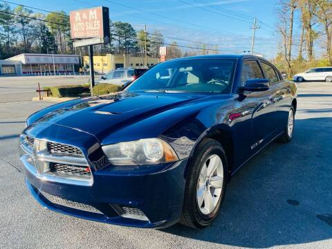 2014 Dodge Charger for sale at A & M Auto Sales, Inc in Alabaster AL