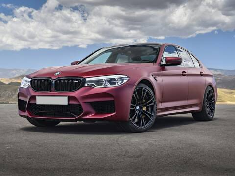 2019 BMW M5 for sale at BMW OF NEWPORT in Middletown RI