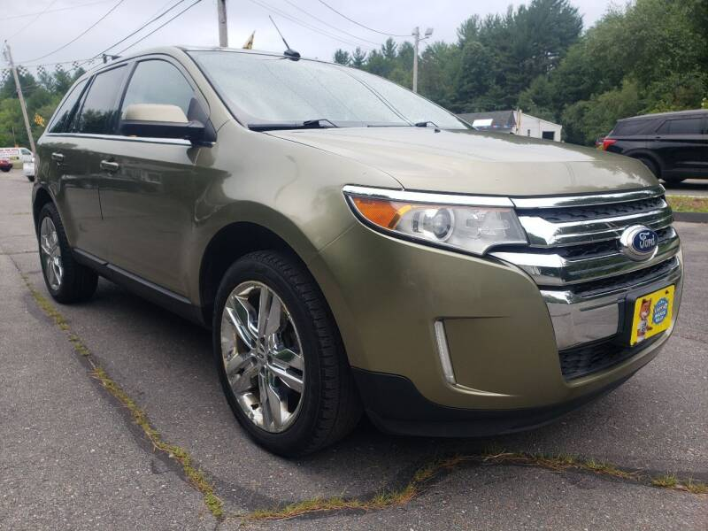 2013 Ford Edge for sale at A-1 Auto in Pepperell MA