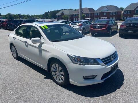 2013 Honda Accord for sale at AutoStar Norcross in Norcross GA