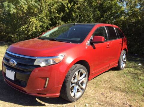 2011 Ford Edge for sale at Allen Motor Co in Dallas TX