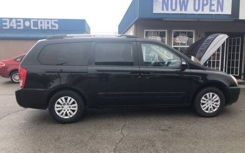 2014 Kia Sedona for sale at Claremore Motor Company in Claremore OK