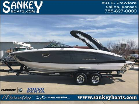 2020 Regal LS6 for sale at SankeyBoats.com in Salina KS
