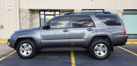 2004 Toyota 4Runner for sale at AC MOTORCARS LLC in Houston TX