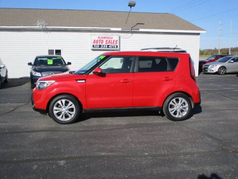 2015 Kia Soul for sale at Plainfield Auto Sales, LLC in Plainfield WI