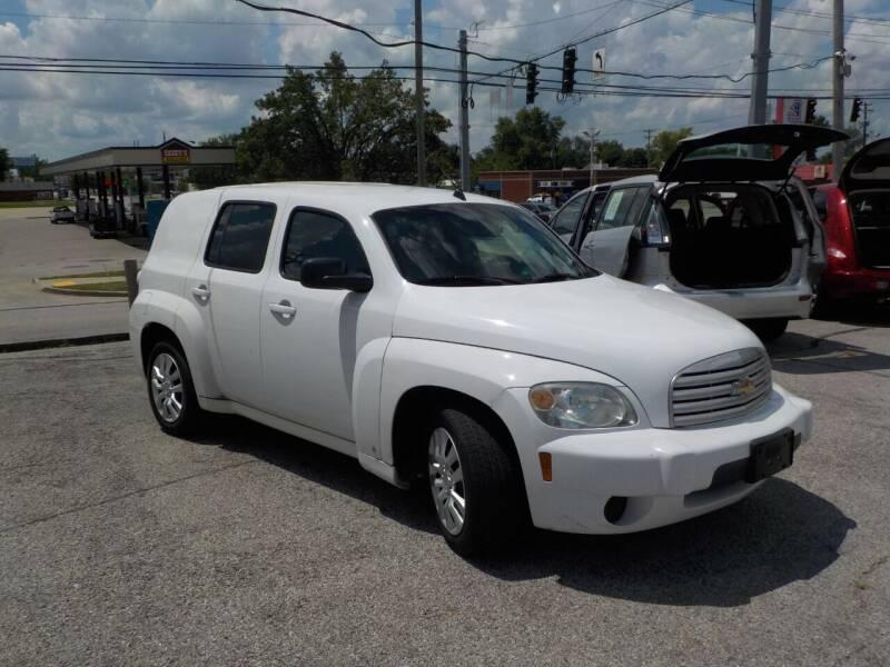 2008 Chevrolet HHR for sale at SEBASTIAN AUTO SALES INC. in Terre Haute IN