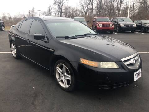 2005 Acura TL for sale at The Car Cove, LLC in Muncie IN