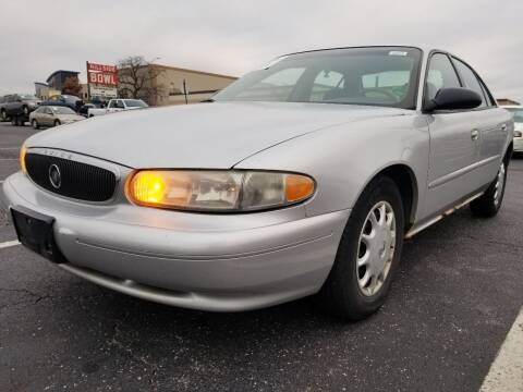 2003 Buick Century for sale at WEST END AUTO INC in Chicago IL