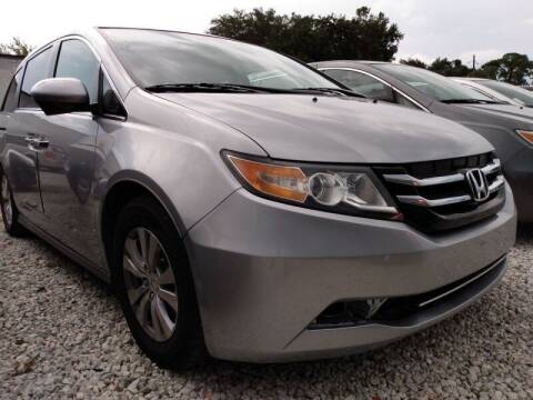 2016 Honda Odyssey for sale at Empire Automotive Group Inc. in Orlando FL