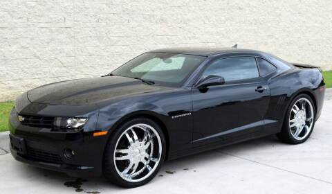 2014 Chevrolet Camaro for sale at Raleigh Auto Inc. in Raleigh NC