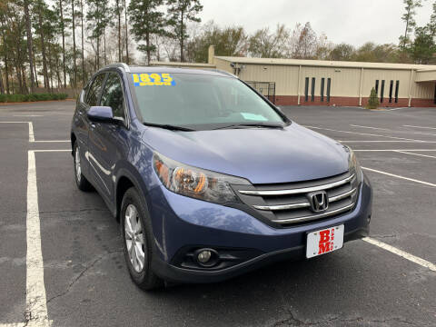 2013 Honda CR-V for sale at B & M Car Co in Conroe TX