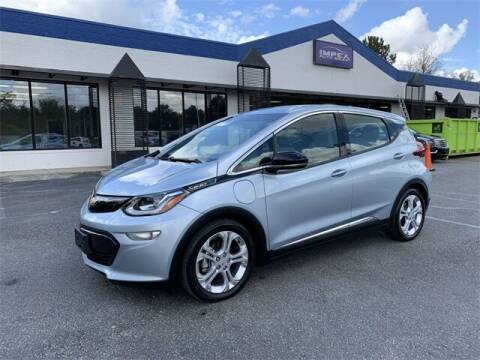 2017 Chevrolet Bolt EV for sale at Impex Auto Sales in Greensboro NC