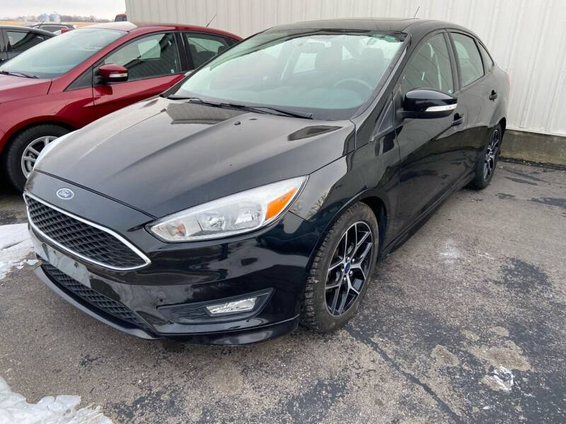 2015 Ford Focus for sale at Hill Motors in Ortonville MN