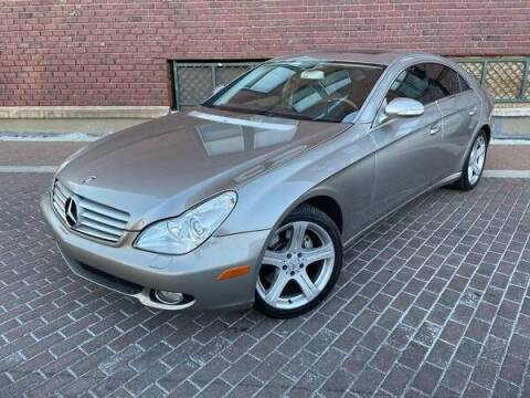 2006 Mercedes-Benz CLS for sale at Euroasian Auto Inc in Wichita KS