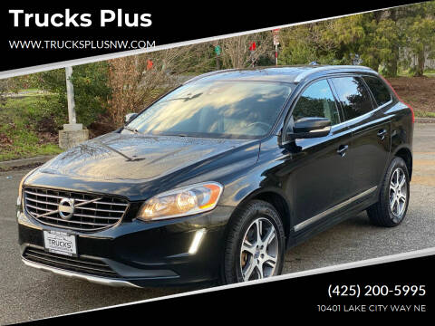 2015 Volvo XC60 for sale at Trucks Plus in Seattle WA