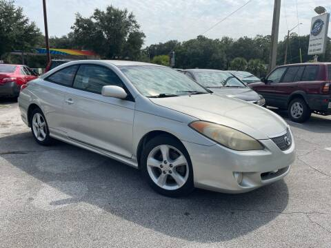 2004 Toyota Camry Solara for sale at Popular Imports Auto Sales in Gainesville FL
