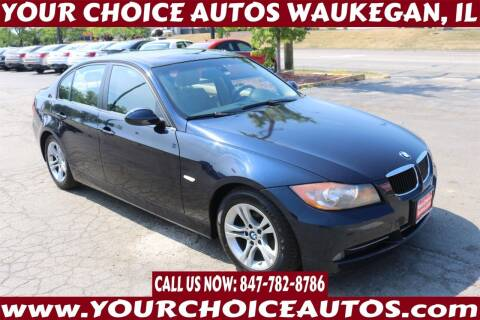 2008 BMW 3 Series for sale at Your Choice Autos - Waukegan in Waukegan IL