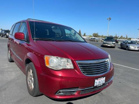 2013 Chrysler Town and Country for sale at Express Auto Sales in Sacramento CA