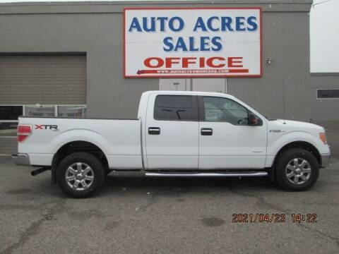 2014 Ford F-150 for sale at Auto Acres in Billings MT