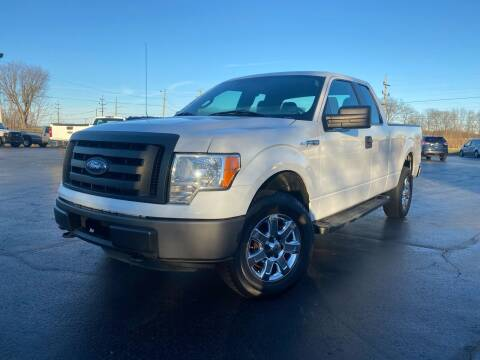 2012 Ford F-150 for sale at CarSmart Auto Group in Orleans IN