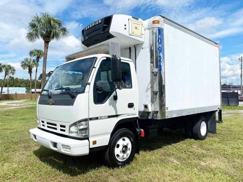2007 Chevrolet W4500 for sale at Scruggs Motor Company LLC in Palatka FL