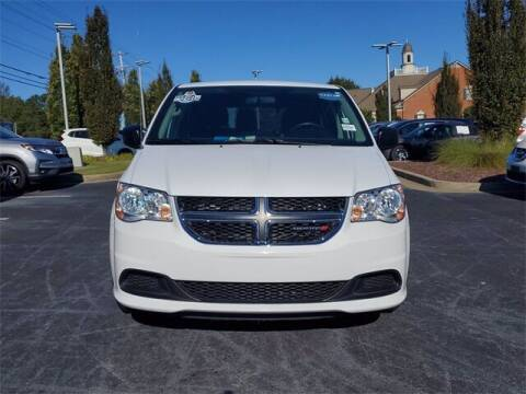 2018 Dodge Grand Caravan for sale at Southern Auto Solutions - Georgia Car Finder - Southern Auto Solutions - Lou Sobh Honda in Marietta GA