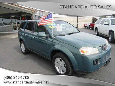 2006 Saturn Vue for sale at Standard Auto Sales in Billings MT