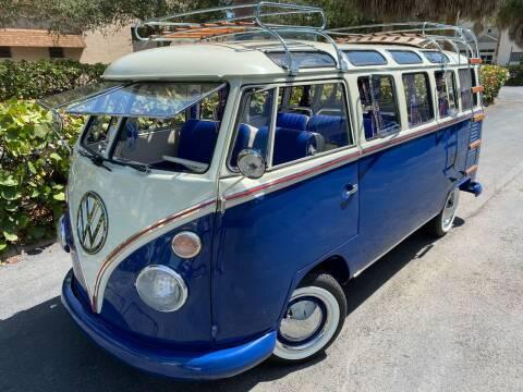 1970 Volkswagen Vanagon for sale at DS Motors in Boca Raton FL