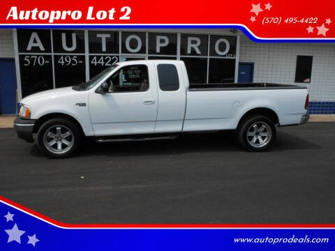 2003 Ford F-150 for sale at Autopro Lot 2 in Sunbury PA