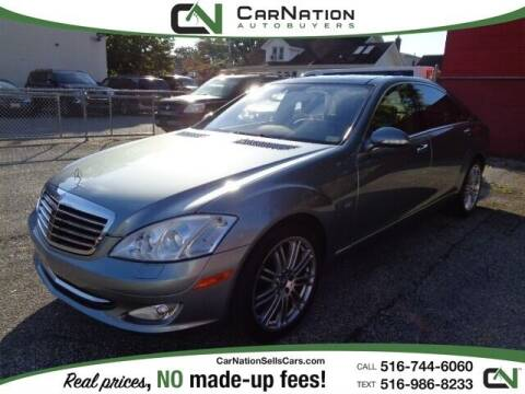 2008 Mercedes-Benz S-Class for sale at CarNation AUTOBUYERS Inc. in Rockville Centre NY
