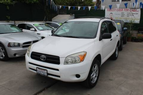 2007 Toyota RAV4 for sale at Good Vibes Auto Sales in North Hollywood CA