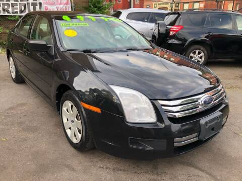 2009 Ford Fusion for sale at James Motor Cars in Hartford CT