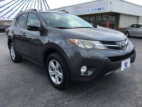 2014 Toyota RAV4 for sale at I-80 Auto Sales in Hazel Crest IL