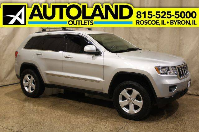 2011 Jeep Grand Cherokee for sale at AutoLand Outlets Inc in Roscoe IL