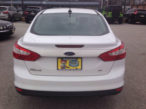 2013 Ford Focus for sale at MR Auto Sales Inc. in Eastlake OH