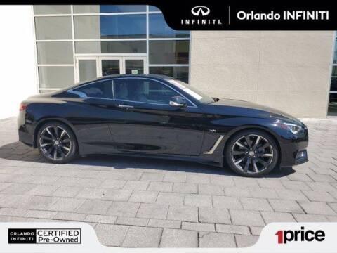 2017 Infiniti Q60 for sale at Orlando Infiniti in Orlando FL