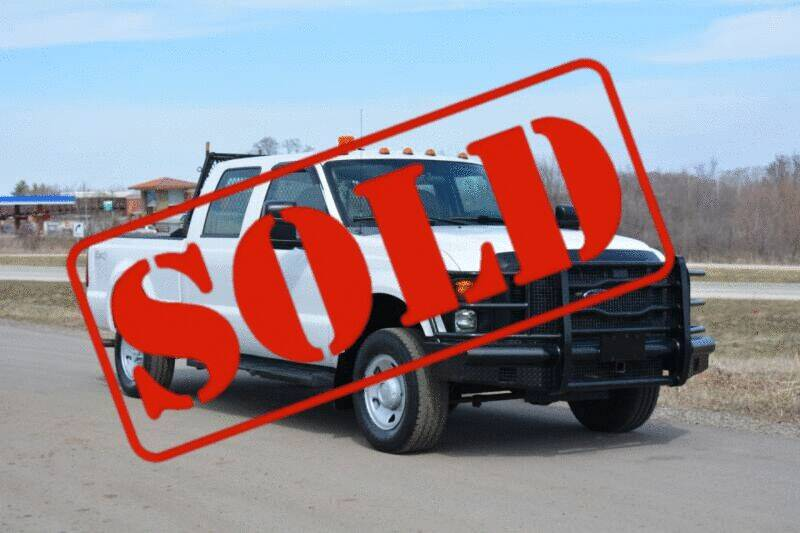 2008 Ford F-250 for sale at Signature Truck Center - Service-Utility Truck in Crystal Lake IL