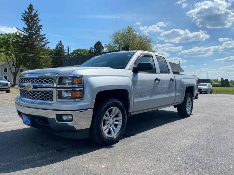 2014 Chevrolet Silverado 1500 for sale at Erie Shores Car Connection in Ashtabula OH