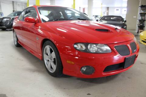 2005 Pontiac GTO for sale at Vantage Auto Wholesale in Lodi NJ