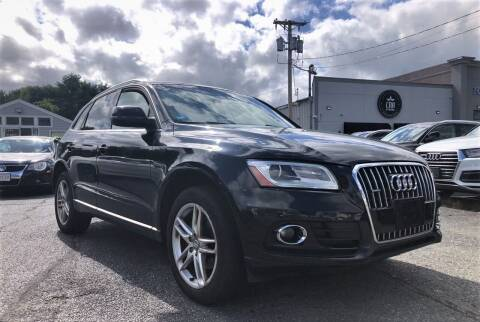 2013 Audi Q5 for sale at Top Line Import in Haverhill MA