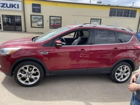 2013 Ford Escape for sale at Suzuki of Tulsa - Global car Sales in Tulsa OK