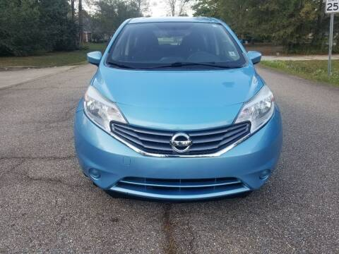 2015 Nissan Versa Note for sale at J & J Auto Brokers in Slidell LA