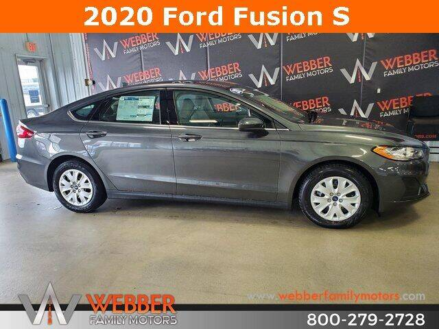 2020 Ford Fusion for sale in Detroit Lakes, MN